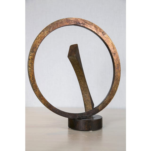 Transition by Joe Sorge - Steel Sculpture - Image 3 of 11