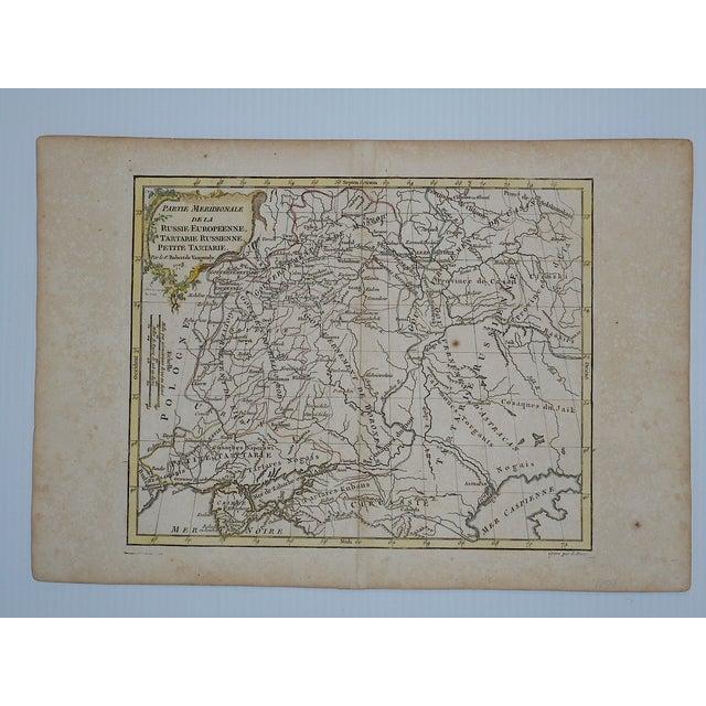 18th C. Russia, Siberia & Tartary Maps- Set of 3 - Image 5 of 5