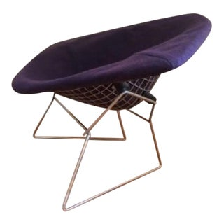 Bertoia for Knoll Mid-Century Modern Diamond Chair