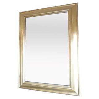 Modern Giltwood Mirror