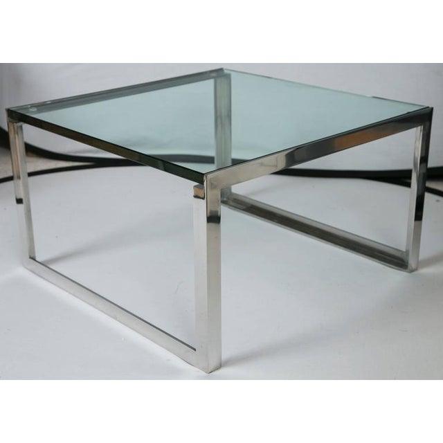 Shelton Mindel for Knoll Side Table - Image 2 of 7