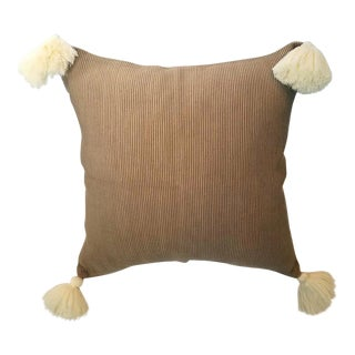 A Pair of Organic Pima Cotton Pillows