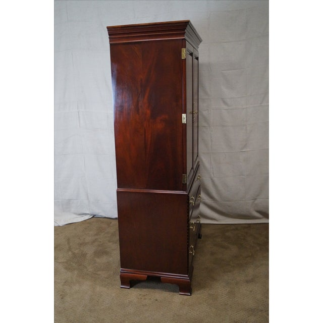 Councill Craftsman Chippendale Armoire - Image 3 of 10