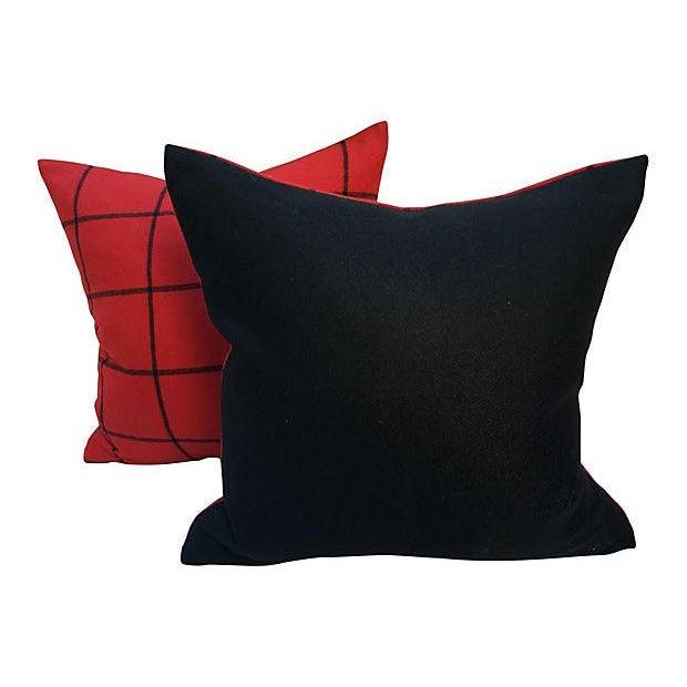 Ralph Lauren Cashmere Pillows - A Pair - Image 2 of 2