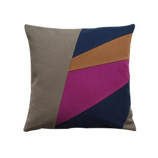 Geometric Modern Design Cotton Pillow