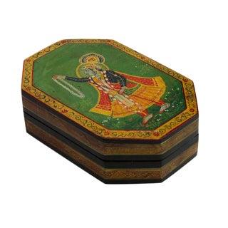 Tej Mughal Painted Box