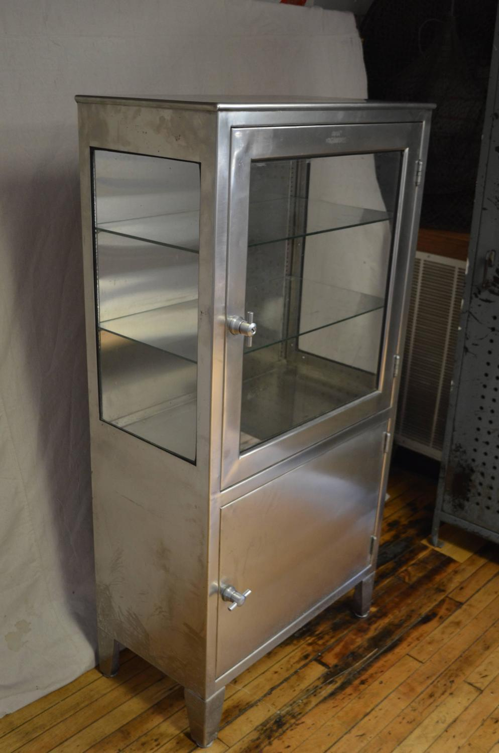 Stainless Steel Tall Kitchen Cabinet: Stainless Steel Dental Lab Cabinet