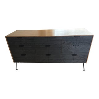 Nine Drawer Dresser With Vanity by Raymond Loewy for Mengel Furniture Company