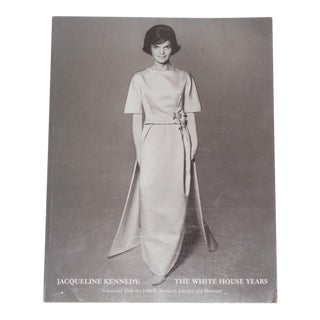 """Jacqueline Kennedy: White House Years"" Exhibit Book"