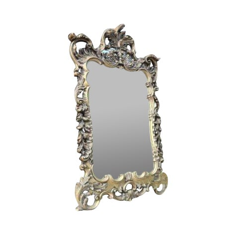 Antique Inspired Italian Mirror - Image 1 of 4