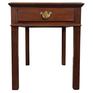 Hickory Chair James River Side Table