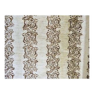 Burnout Velvet Upholstery Fabric