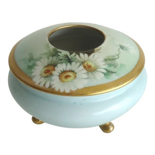 Porcelain Daisy Hair Receiver