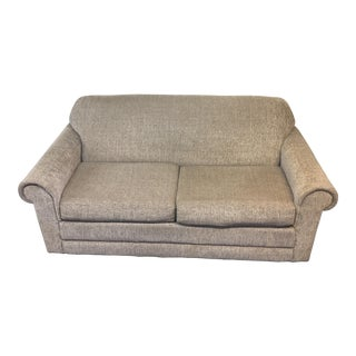 Traditional Olive Sofa