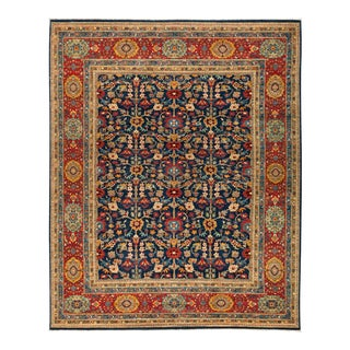 "Ziegler Hand Knotted Area Rug - 8' 0"" X 9' 9"""