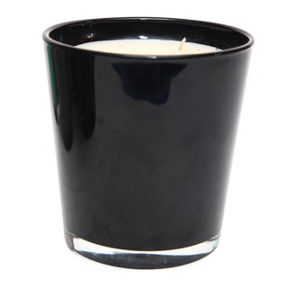 Large Oriental Scented Moroccan Candle in Black