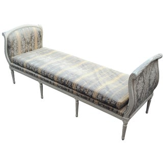 Antique Louis XVI French Daybed