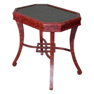 Mario Buatta Side Table