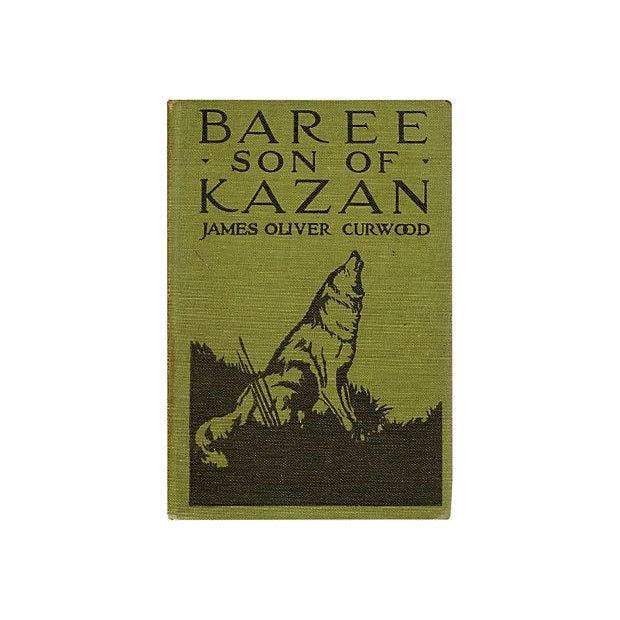 Image of Baree Son of Kazan Book