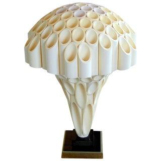 Modern Rougier Mushroom Tube Lamp