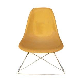 Herman Miller Eames Cradle Base & Fiberglass Shell