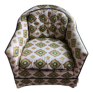 Mid-Century Baker Club Chair