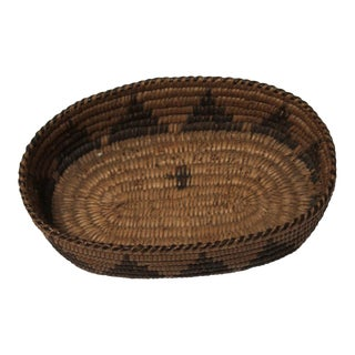 Papago Small Indian Basket