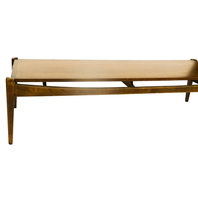 Bassett Mid-Century Modern Coffee Table - Image 2 of 10