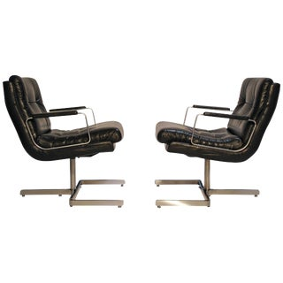 Lounge Chairs by Raphael - Pair
