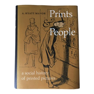 """Prints & People""-Metropolitan Museum of Art-1971"