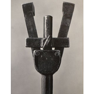 Eric Axene Industrial Silver Print - Wrench no.3