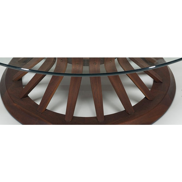 1950's Edward Wormley Sheaf of Wheat Coffee Table - Image 4 of 4