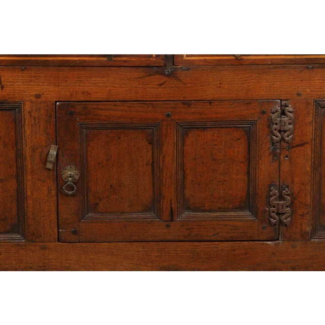 19th Century English Oak Sideboard - Image 3 of 10