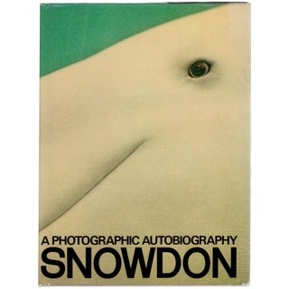 Snowdon: A Photographic Autobiography