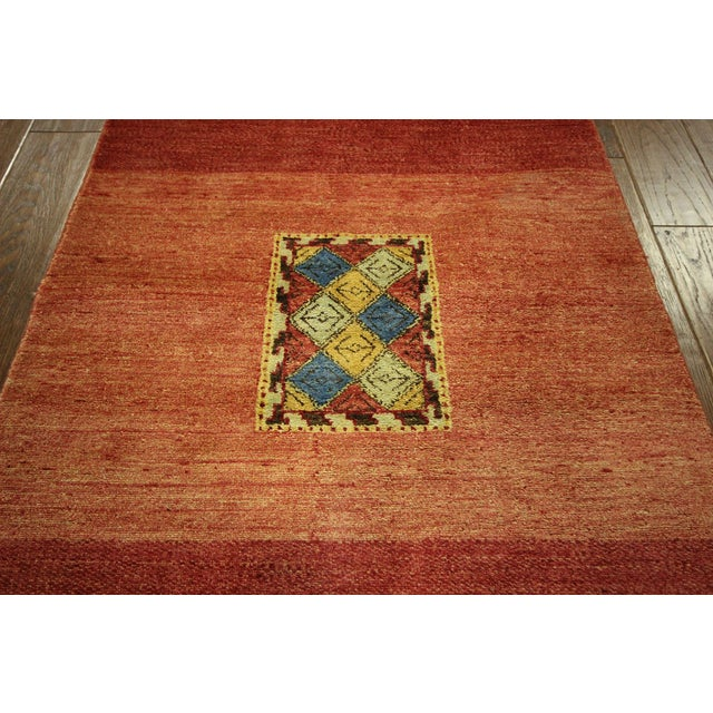 Modern Collection Gabbeh Runner - 2′9″ × 10′ - Image 6 of 9