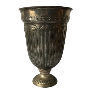 Silver Ice Bucket or Vase