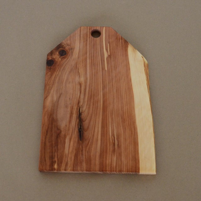 Cedar Wood Serving Board with Live Edge - Image 2 of 7
