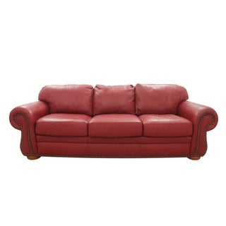 Vintage Amp Used Red Standard Sofas Chairish