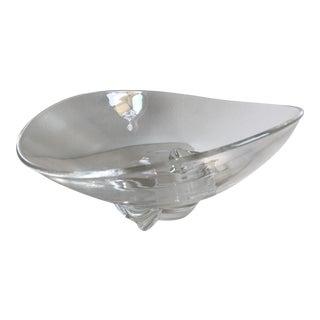 Vintage Glass Steuben Bowl