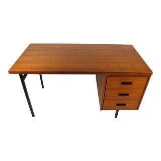 Three Drawer Danish Desk