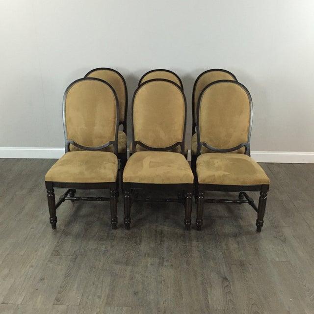 Drexel Heritage Postobello Ella Side Chairs - S/6 - Image 2 of 11