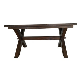 Pottery Barn Toscana Extending Dining Table