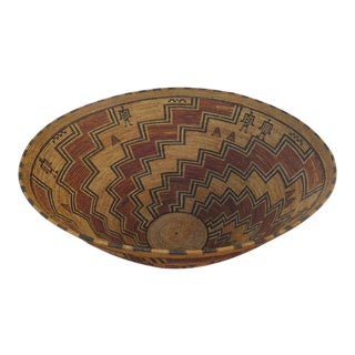 Very Fine Tubatulabal Basket, circa 1880