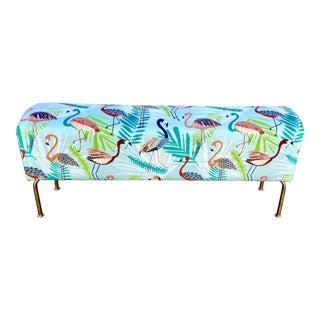 Flamingo Upholstery Bench