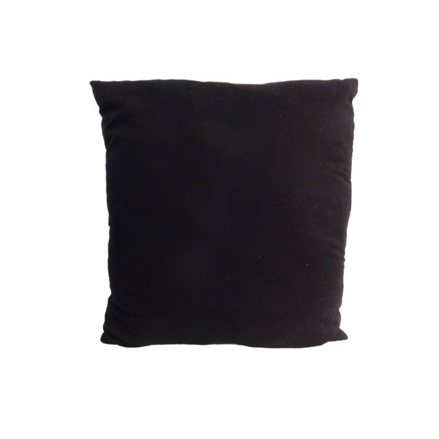 Old Suzani Lg Pillow - Image 8 of 8