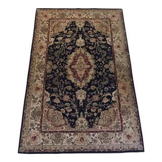 Nourison 2000 Wool & Silk Rug - 8′ × 8′6″