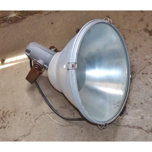 Industrial Wall Mounted Flood Light Chairish