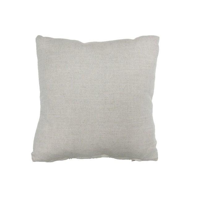 "Seema Krish Green ""Altamount Road"" Pillow - Image 3 of 4"