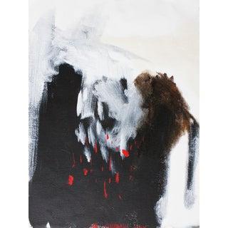 """Winter Sound I"" Original Acrylic Painting"