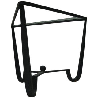 Talleres Chacon Side Table in Forged Iron